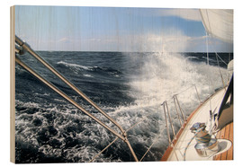 Legno  Sailing through the storm - Jan Schuler