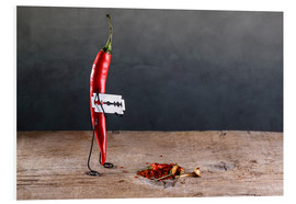 Forex  Simple Things - Sharp Chili Pepper - Nailia Schwarz