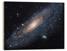 Legno  The Andromeda Galaxy - Robert Gendler