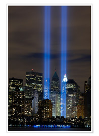 Poster Premium  Tribute in Light memorial