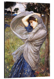 Stampa su alluminio  Bora - John William Waterhouse