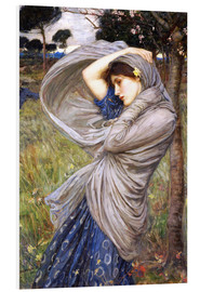 Stampa su schiuma dura  Bora - John William Waterhouse