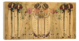Legno  The Wassail - Charles Rennie Mackintosh