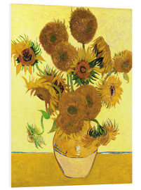 Forex  Sunflowers - Vincent van Gogh
