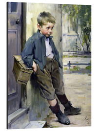 Stampa su alluminio  Out of the Game - Henri Jules Jean Geoffroy