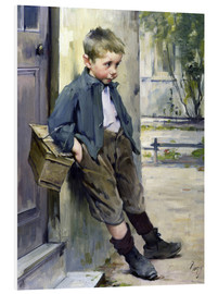 Stampa su schiuma dura  Out of the Game - Henri Jules Jean Geoffroy