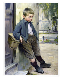 Poster Premium  Out of the Game - Henri Jules Jean Geoffroy