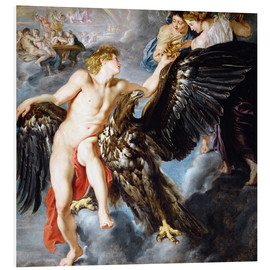 Forex  Abduction of Ganymede - Peter Paul Rubens