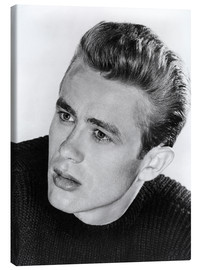 Stampa su tela  James Dean