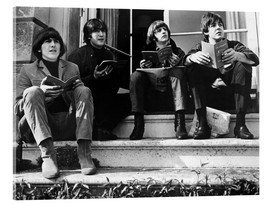 Vetro acrilico  The Beatles, 1965