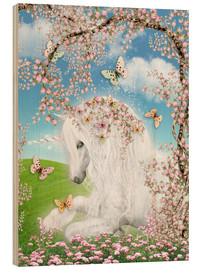 Legno  Dreamy Unicorn - Dolphins DreamDesign