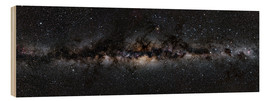 Legno  Milky Way Panorama - Jan Hattenbach