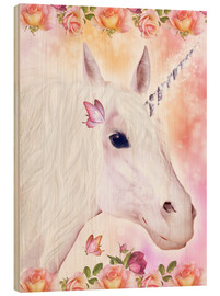 Legno  Loving Unicorn - Dolphins DreamDesign