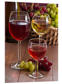 Forex  Wine in glasses - Edith Albuschat