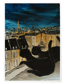 JIEL - The roofs of Paris