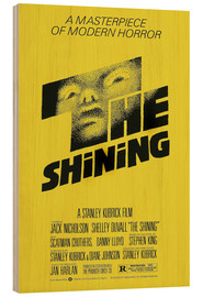 Stampa su legno  The Shining