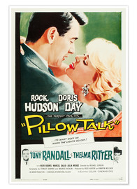 Poster Premium  Pillow Talk