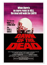 Poster Premium  Dawn of the Dead - Entertainment Collection