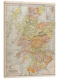 Legno  Map: Scotland