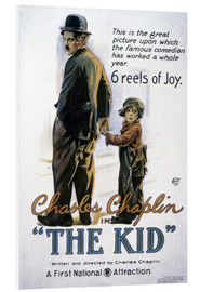 Stampa su schiuma dura  Chaplin: The Kid, 1920