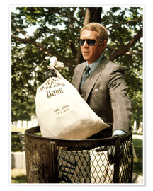 Poster Premium  Steve McQueen, The Thomas Crown Affair