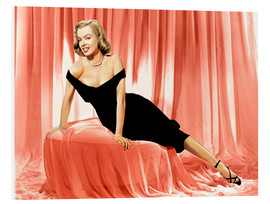 Forex  Marilyn Monroe in a cocktail dress