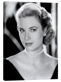 Stampa su tela  Grace Kelly, 1953