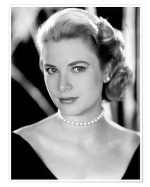 Poster Premium  Grace Kelly, 1953