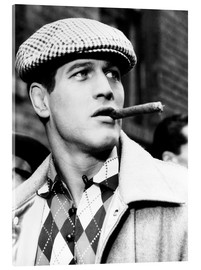 SOMEBODY UP THERE LIKES ME, Paul Newman