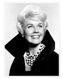 Poster  Doris Day, ca. early 1960s