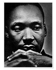 Poster Premium  Martin Luther King Jr.