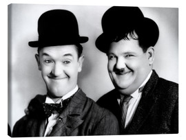 Tela  Laurel & Hardy