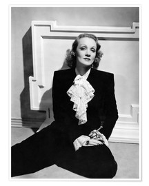 Poster Premium  Marlene Dietrich, ca. early 1940s