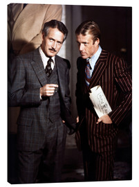 Tela  THE STING, from left: Paul Newman, Robert Redford, 1973