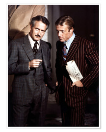 Poster Premium  THE STING, from left: Paul Newman, Robert Redford, 1973