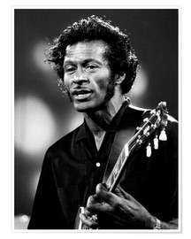 Poster Premium  Chuck Berry