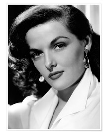 Poster Premium Jane Russell