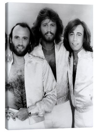Stampa su tela  The Bee Gees