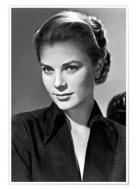 Poster Premium  Grace Kelly