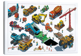 Tela  construction machines - Helmut Kollars