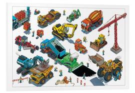 Forex  construction machines - Helmut Kollars