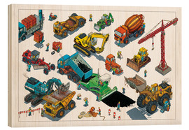 Legno  construction machines - Helmut Kollars