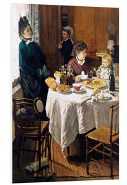 Forex  The Breakfast - Claude Monet