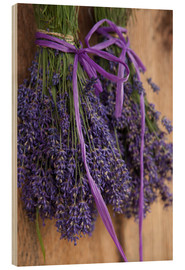 Legno  Bunch of lavender to dry in the shed - John & Lisa Merrill