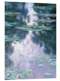 Forex  Water Lilies - Claude Monet