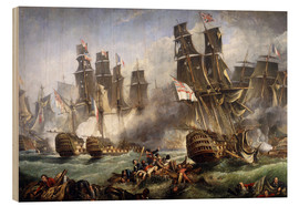 Legno  The Battle of Trafalgar