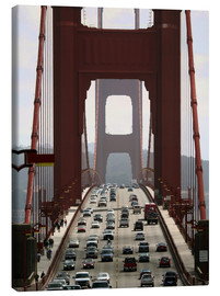Stampa su tela  Golden Gate Bridge - Marcel Schauer