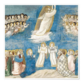Poster Premium The Ascension of Christ