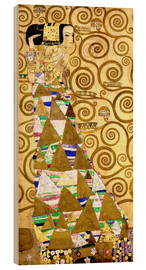 Legno  The Tree of Life (The Expectation) - Gustav Klimt