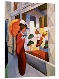 Forex  Hat Shop - August Macke